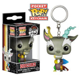 My Little Pony Pocket Pop! Keychain Discord