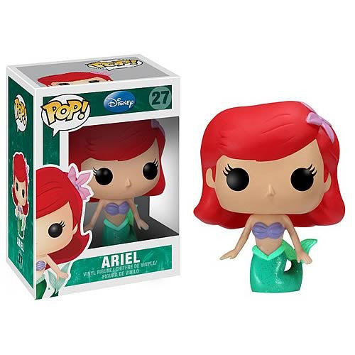 Disney Pop! Vinyl Figure Ariel [The Little Mermaid] [27]