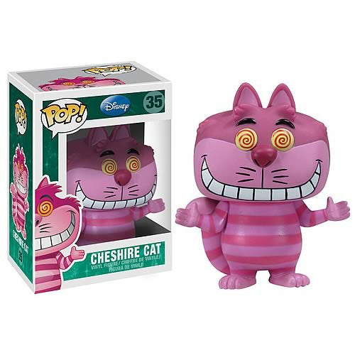 Disney Pop! Vinyl Figure Cheshire Cat [Alice In Wonderland]