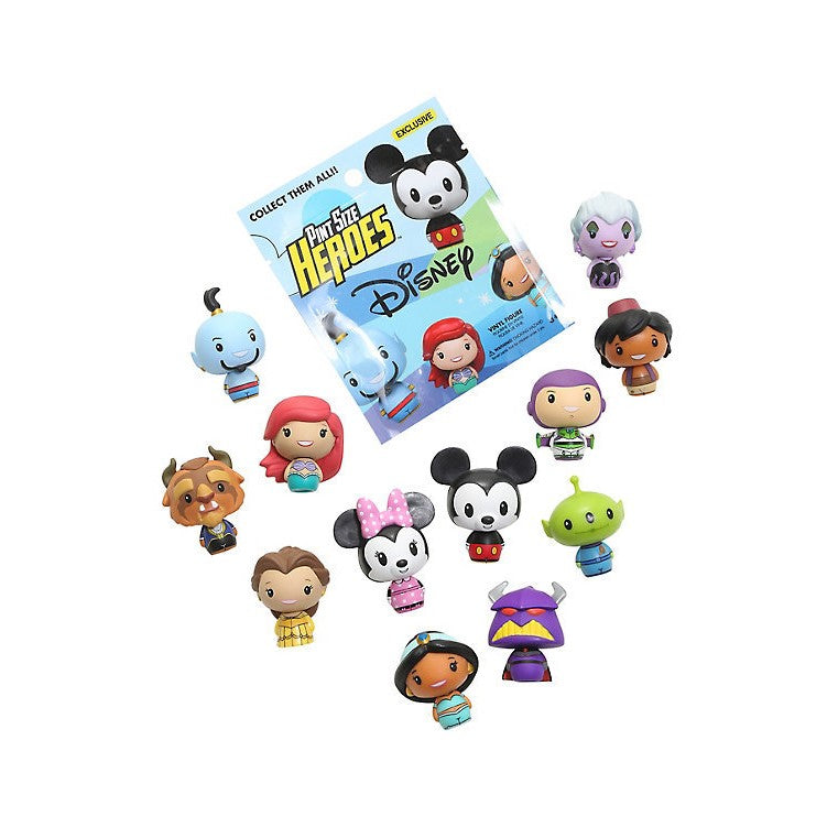 Funko Pint Size Heroes Disney [Hot Topic Exclusive]: (1 Blind Pack)