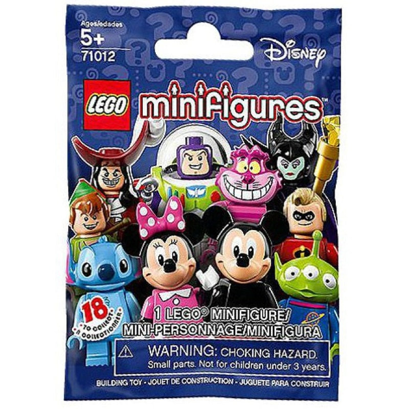 LEGO Minifigures Disney Series 1 (71012) (1 Blind Pack)