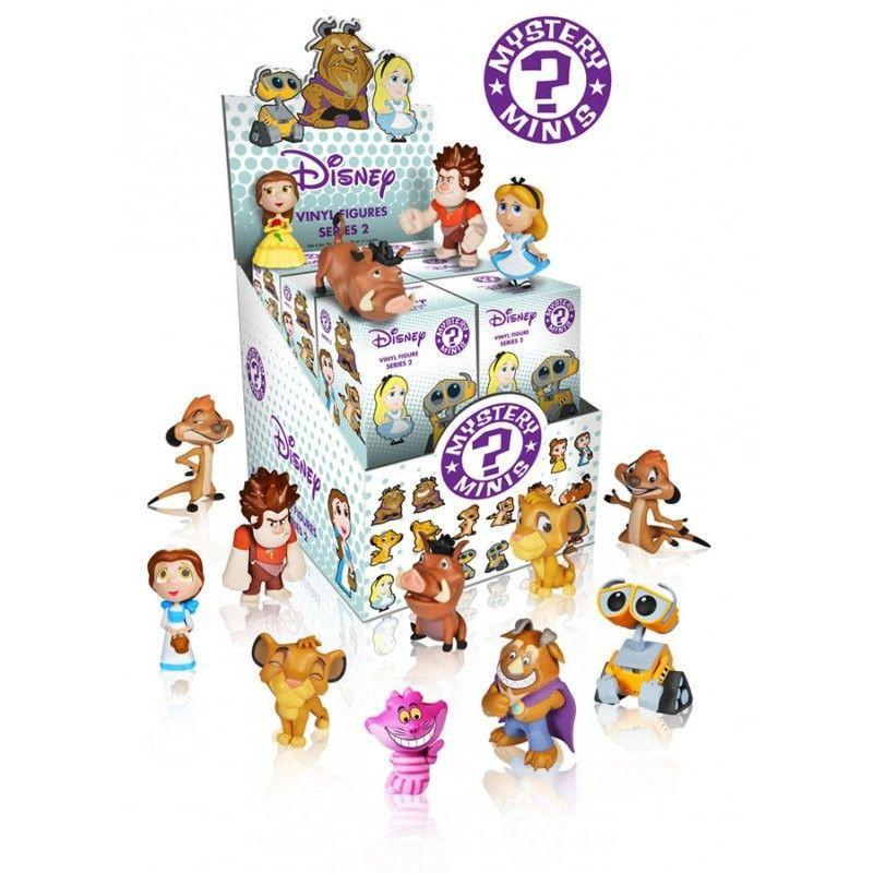 Disney Mystery Minis Series 2: (Case of 12)