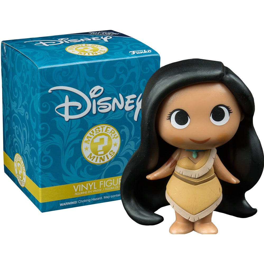 Disney Princess [Hot Topic Exclusive] Mystery Minis: (1 Blind Box) - Fugitive Toys