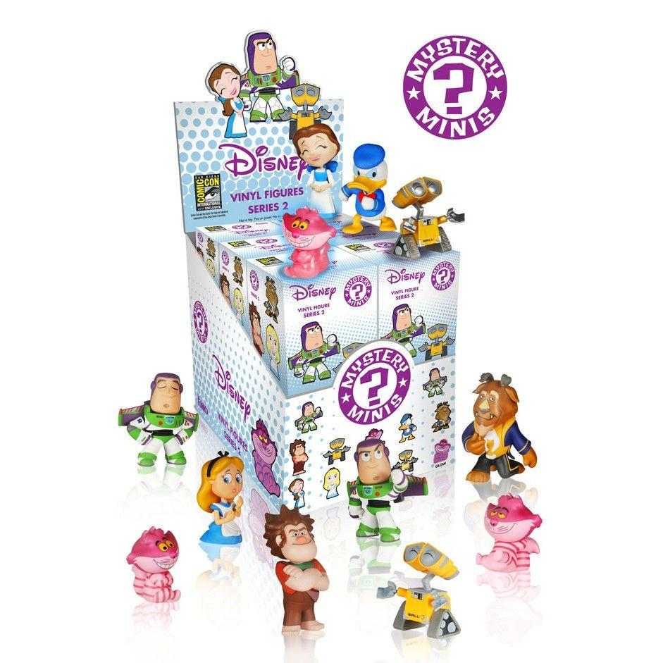 Disney Mystery Minis Series 2: Brown Carton [SDCC 2014 Exclusive] (Case of 12)