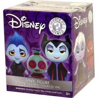Disney Villains Mystery Minis: (1 Blind Box)