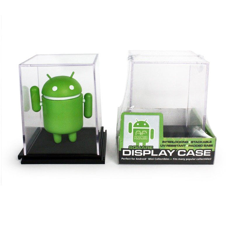 Android Foundry Display Cases - Square - 1 Piece