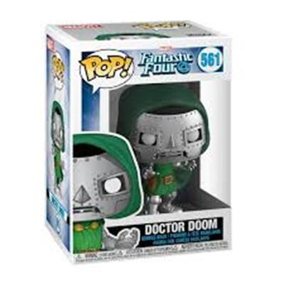 Fantastic Four Pop! Vinyl Figure Doctor Doom [561]