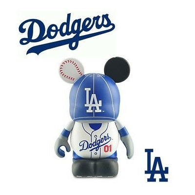 Disney Vinylmation MLB Series: LA Dodgers
