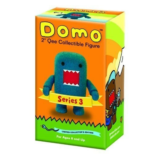 "Domo 2"" Qee Series 3 (1 Blind Box) - Fugitive Toys"
