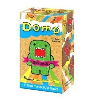 "Domo 2"" Qee Series 4 (Case of 15) - Fugitive Toys"