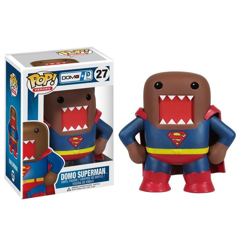 DC Universe Pop! Vinyl Figure Domo Superman [27]