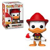 Disney Pop! Vinyl Figure Donald Duck Firefighter (2019 NYCC Exclusive) [715] - Fugitive Toys