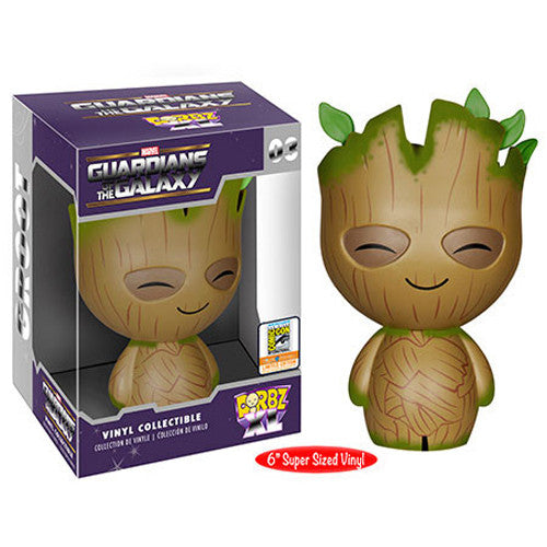 Dorbz XL Marvel: Mossy Groot [SDCC 2015 Exclusive]