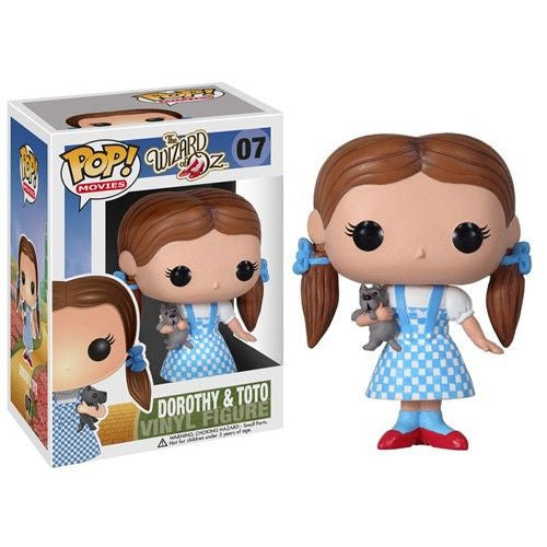 Movies Pop! Vinyl Figure Dorothy & Toto [Wizard of Oz]