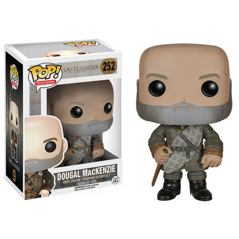 Outlander Pop! Vinyl Figure Dougal MacKenzie