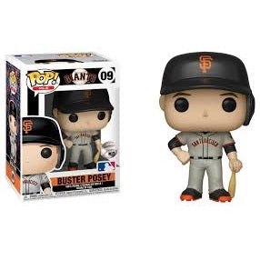 MLB Pop! Vinyl Figure Buster Posey (New Jersey) [SF Giants] [09]