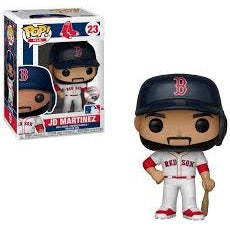 MLB Pop! Vinyl Figure JD Martinez [Boston Red Sox] [23]