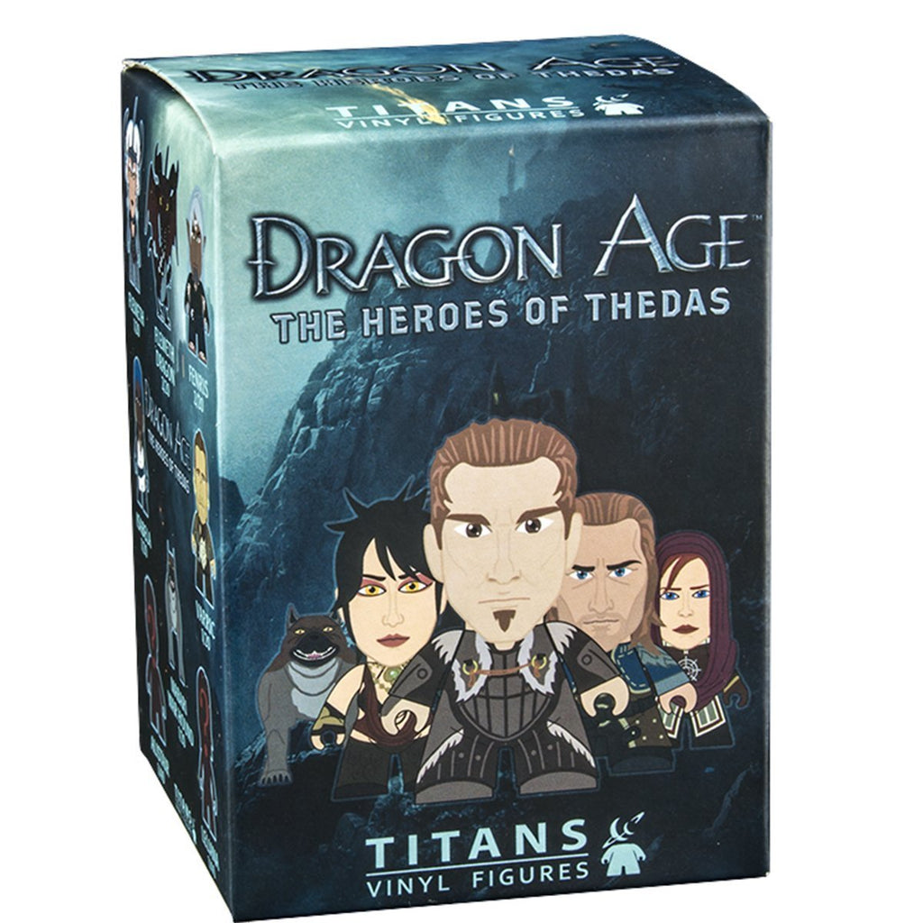 Titans Dragon Age The Heroes of Thedas: (1 Blind Box)