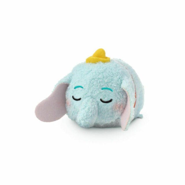 Disney Sleeping Dumbo Tsum Tsum Mini Plush - Fugitive Toys