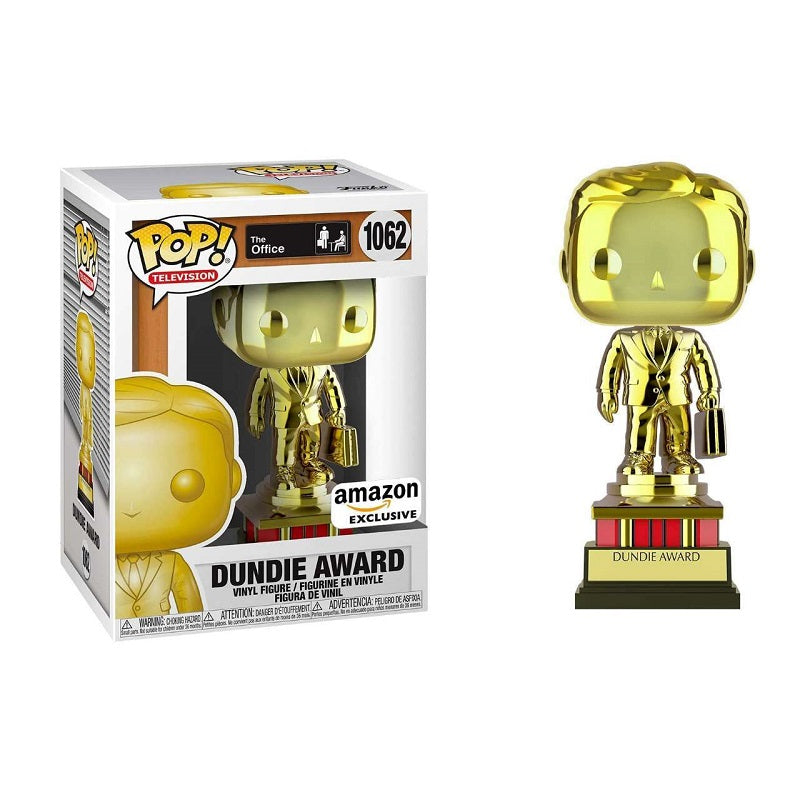 The Office Pop! Vinyl Figure Dundie Award (Amazon Exclusive) [1062]
