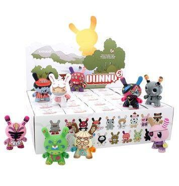 Kidrobot Dunny Series 5 (Case of 25)