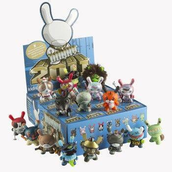 Kidrobot Dunny Series 2011 (Case of 20)
