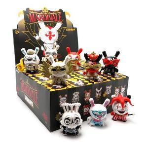 Kidrobot Mardivale Dunny Series: (Case of 16)