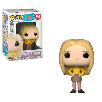 The Brady Bunch Pop! Vinyl Figure Marcia Brady [694] - Fugitive Toys