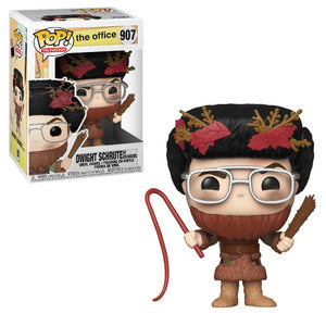The Office Pop! Vinyl Figure Dwight as Belsnickel [907]