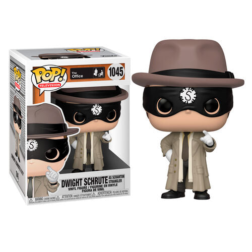 The Office Pop! Vinyl Figure Dwight Schrute as Scranton Strangler [1045]