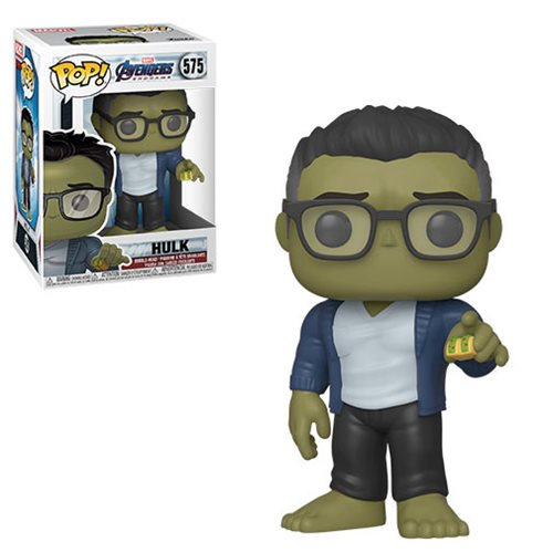 Avengers Endgame Pop! Vinyl Figure Hulk with Taco [575]