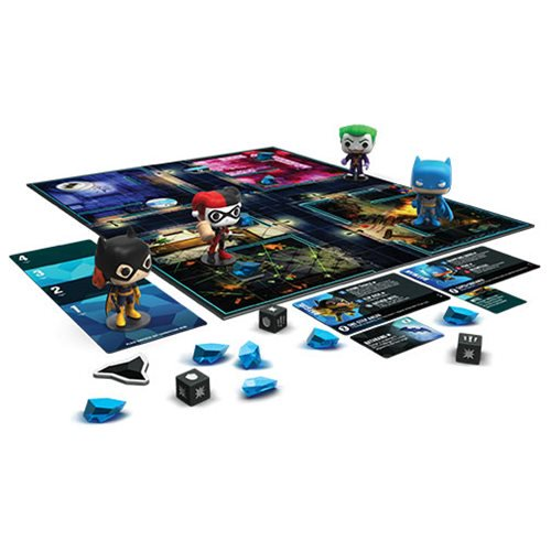DC Comics Pop! Funkoverse Strategy Game Base Set [100]