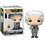 Icons Pop! Vinyl Figure Albert Einstein [26]