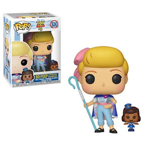 Disney Pop! Vinyl Figure Bo Peep with Officer McDimples [Toy Story 4] [524]