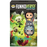 Rick and Morty Pop! Funkoverse Strategy Game Expandalone [100]