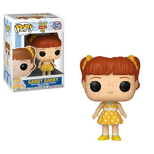 Disney Pop! Vinyl Figure Gabby Gabby [Toy Story 4] [527] - Fugitive Toys