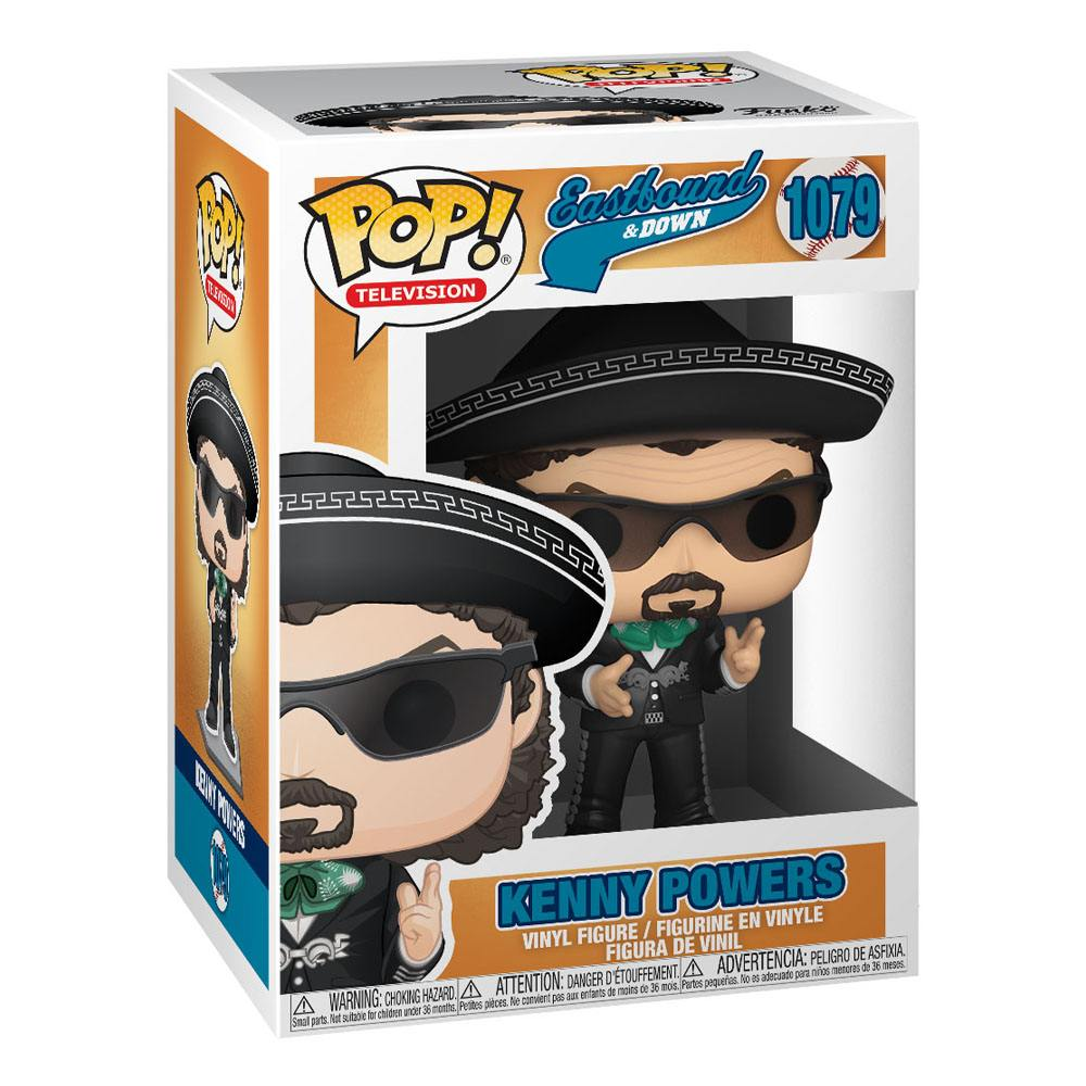 Eastbound & Down Pop! Vinyl Figure Kenny Powers in Mariachi Outfit [1079]