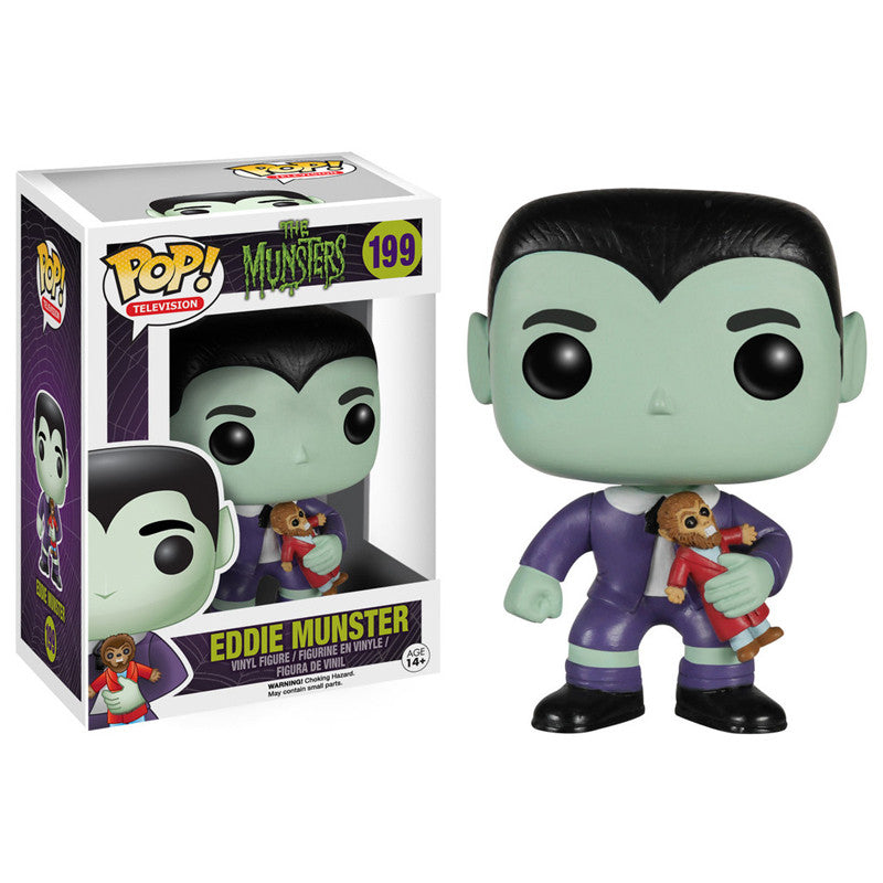 The Munsters Pop! Vinyl Figure Eddie Munster