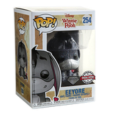 Winnie The Pooh Pop! Vinyl Figure Eeyore (Diamond Collection) [254] - Fugitive Toys