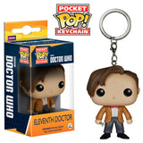 Doctor Who Pocket Pop! Keychain Eleventh Doctor