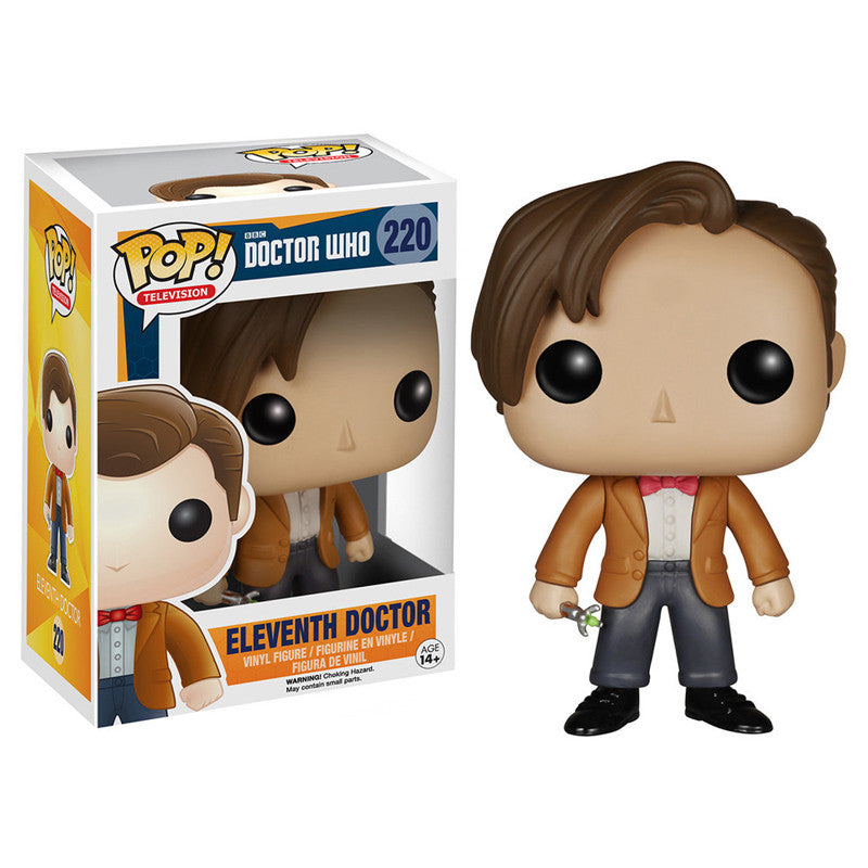 Doctor Who Pop! Vinyl Figure Eleventh Doctor