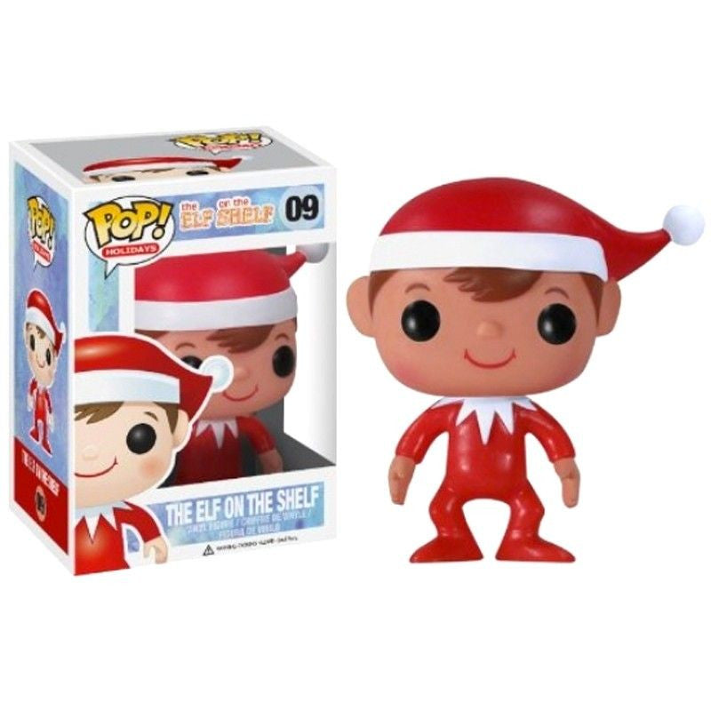 Holidays Pop! Vinyl Figure The Elf on the Shelf