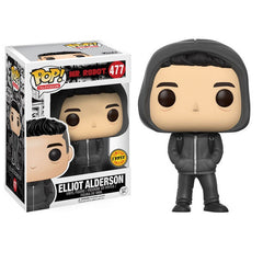 Mr. Robot Pop! Vinyl Figure Elliot Alderson (Chase) - Fugitive Toys