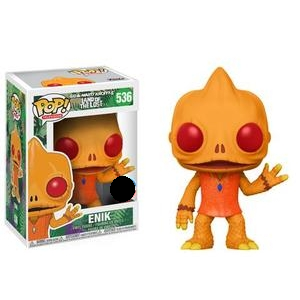 Sid & Marty Krofft's: Land of the Lost Pop! Vinyl Figure Enik (Fall 2017 Exclusive) [536]