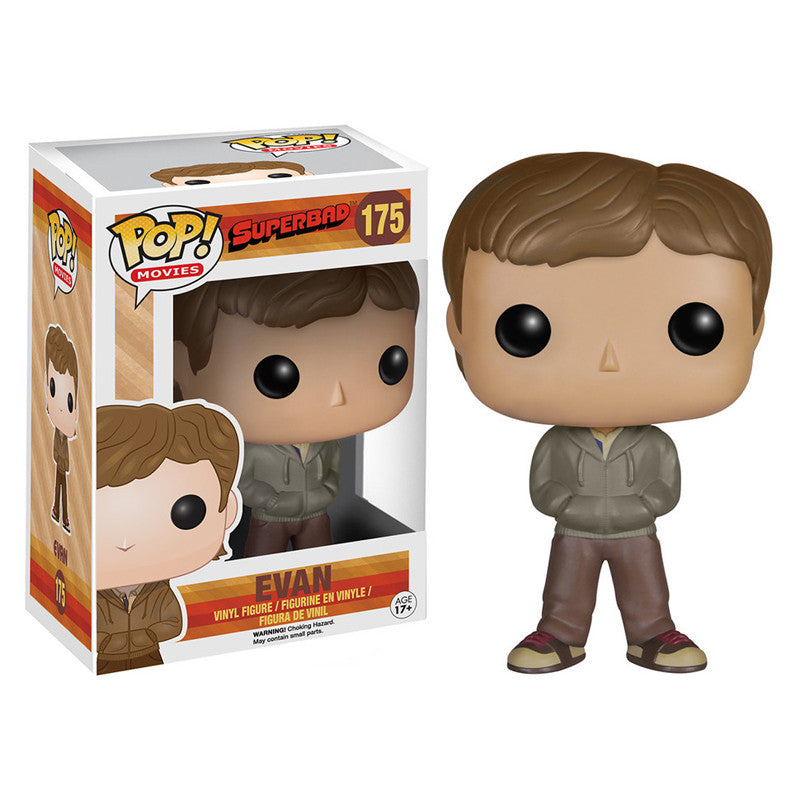Movies Pop! Vinyl Figure Evan [Superbad] - Fugitive Toys