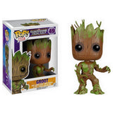 Marvel Guardians of the Galaxy Pop! Vinyl Bobblehead Extra Mossy Groot [Exclusive]