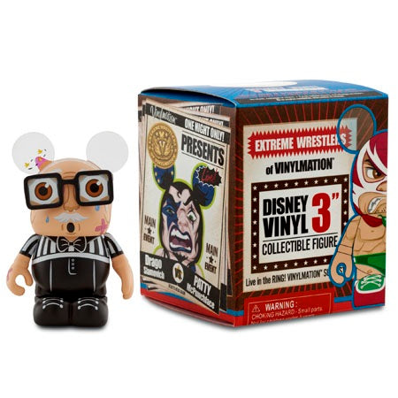Disney Extreme Wrestlers of Vinylmation: (1 Blind Box)