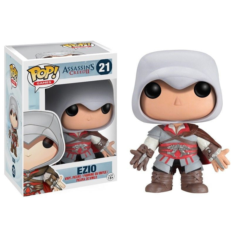 Assassin's Creed II Pop! Vinyl Figure Ezio