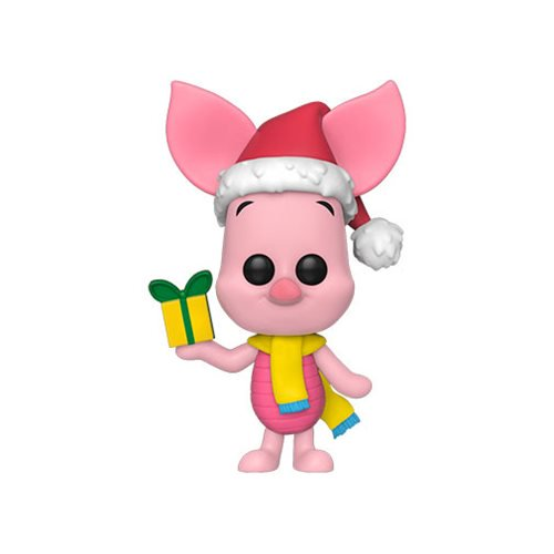 Disney Pop! Vinyl Figure Holiday Piglet [615]