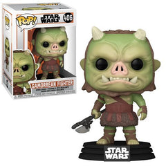 Star Wars The Mandalorian Pop! Vinyl Figure Gamorrean Fighter [406] - Fugitive Toys